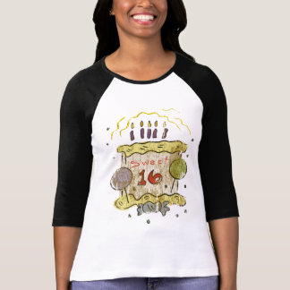 Sweet Sixteen Birthday Gifts Tshirt