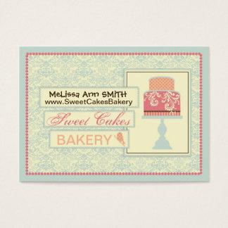 Sweet Sixteen Business Card