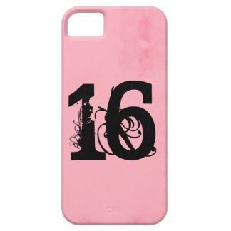 Sweet Sixteen iPhone SE/5/5s Case