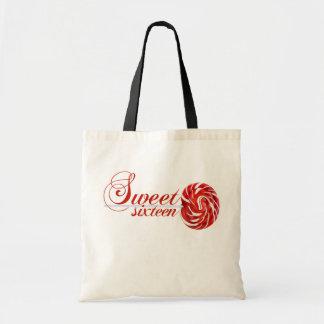 Sweet Sixteen Lollipop Bag