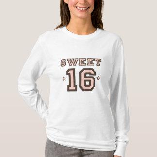 Sweet Sixteen Long Sleeve T shirt