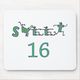 Sweet Sixteen Mouse Pad