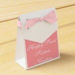 Sweet Sixteen Party Boxes - Favors - Gifts Party Favor Boxes
