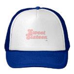 Sweet Sixteen Pink Hats