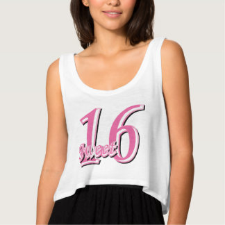 Sweet Sixteen Tank Top