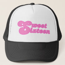 Sweet Sixteen Trucker Hat