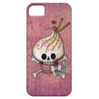 Sweet Skull Cupcake iPhone 5 Cover