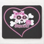 Sweet Skull Mousepad
