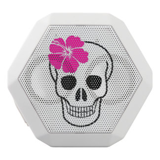 Sweet Skull speaker White Boombot Rex Bluetooth Speaker