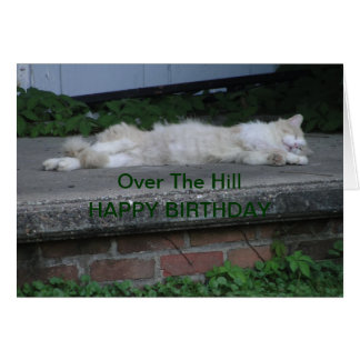 Sweet Slumber, Over The Hill Card