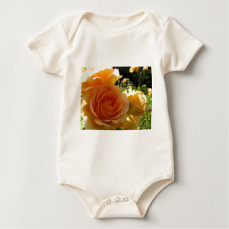 Sweet smell of a rose baby bodysuit