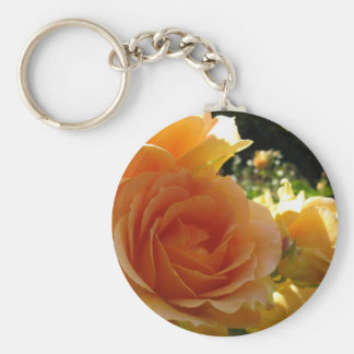 Sweet smell of a rose key chains