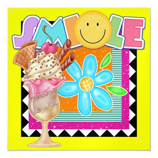 Sweet Smile ! - SRF Card