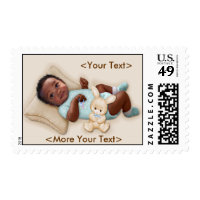 Sweet Smiles Postage Stamps
