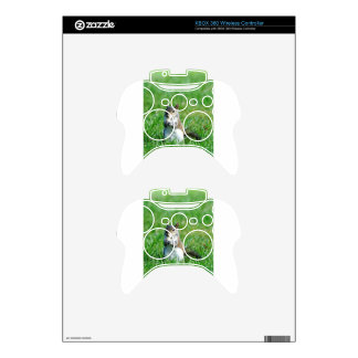Sweet Snacking Squirrel Xbox 360 Controller Skin