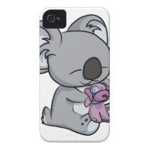 Sweet Snuggles! Koala iPhone 4 Cover
