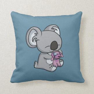 Sweet Snuggles! Koala Throw Pillow