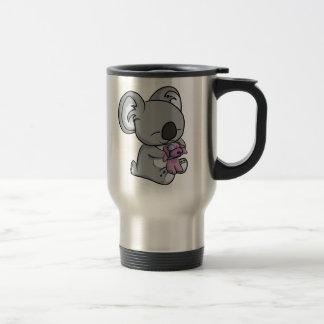 Sweet Snuggles! Koala Travel Mug