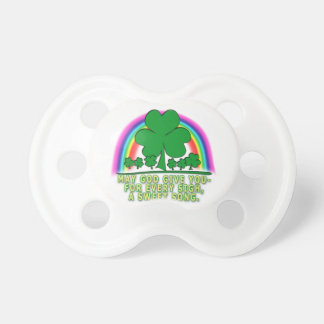 SWEET SONG - IRISH BLESSING PACIFIER