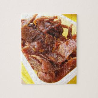 Sweet & Sour Dried Ham [Muu Wan] Jigsaw Puzzle
