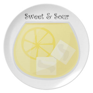 Sweet & Sour Plate