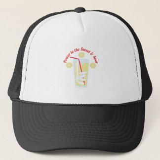 Sweet & Sour Trucker Hat