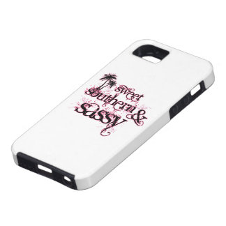 Sweet, Southern and Sassy iPhone 5 Case