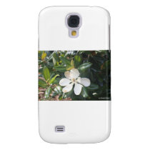 Sweet Southern Georgia Magnolia Samsung Galaxy S4 Cover