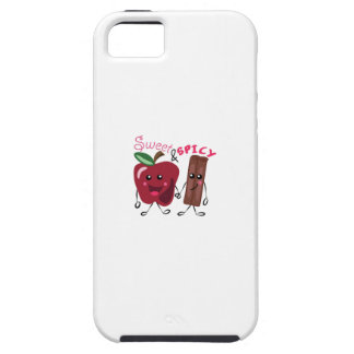 Sweet & Spicy iPhone 5 Cover