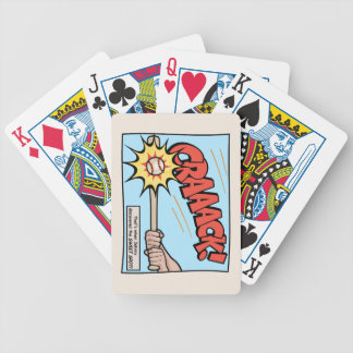 Sweet Spot Bicycle Playing Cards