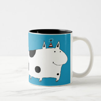 Sweet Spotted Dog Mug
