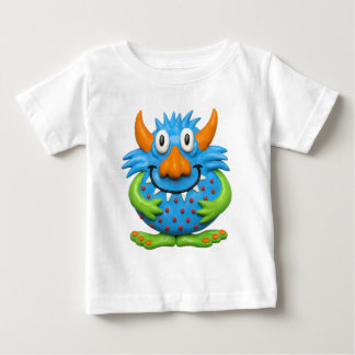 Sweet Spotted Monster Baby T-Shirt