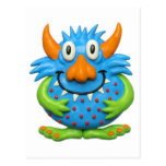 Sweet Spotted Monster Postcards