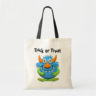 Sweet Spotted Monster Tote Bag