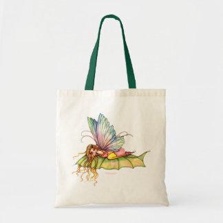 Sweet Spring Fairy Tote Bag, Faery Art