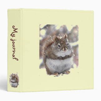 Sweet Squirrel Binder