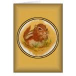 Sweet Squirrel Card