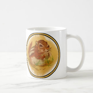 Sweet Squirrel Classic White Coffee Mug