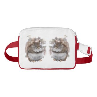 Sweet Squirrels Animal Fanny Pack