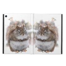 Sweet Squirrels iPad Air Cover