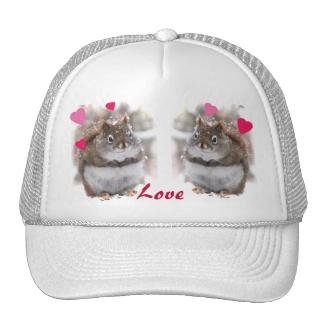 Sweet Squirrels Valentine