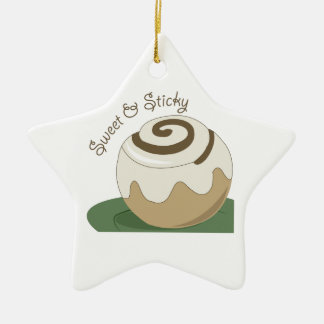Sweet & Sticky Christmas Tree Ornaments