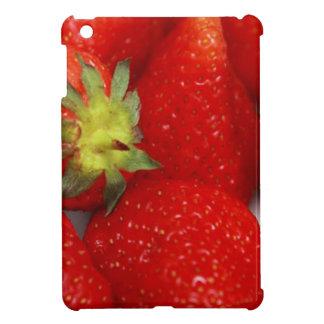 Sweet Strawberries iPad Mini Cases