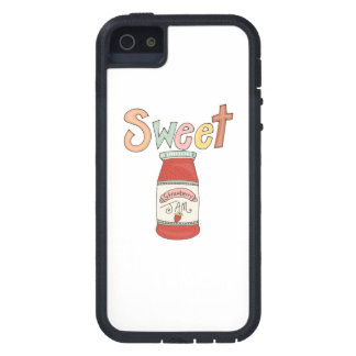 Sweet Strawberry Jam iPhone 5 Covers