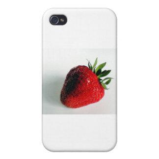 Strawberries iPhone 4 Cases | Zazzle