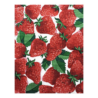 SWEET STRAWBERRY - WOWCOCO LETTERHEAD
