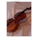 sweet strings greeting card
