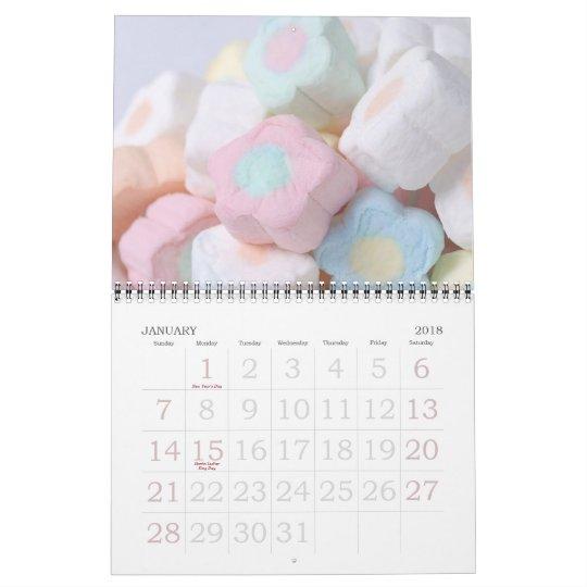 Sweet Stuff Calendar