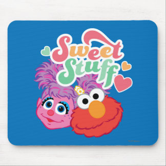 Sweet Stuff Character Mouse Pad