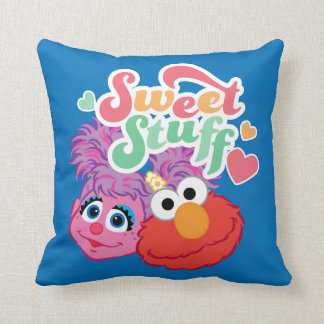Sweet Stuff Character Pillow